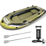 Inflatable Boat Fishman with Pump and Paddles 305 cm