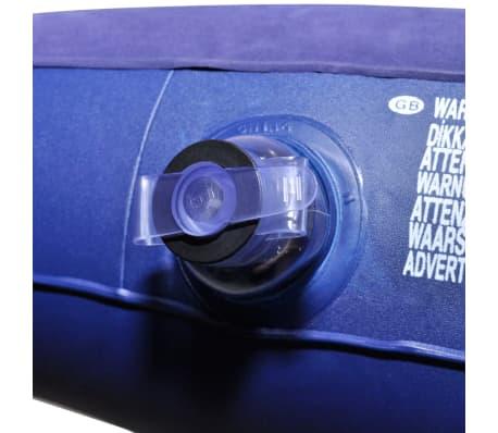 luftbett luftmatratze g stebett bett matratze mit pumpe im. Black Bedroom Furniture Sets. Home Design Ideas