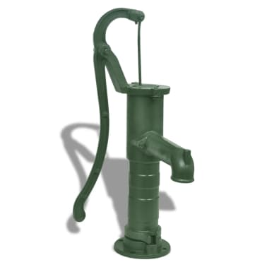 vidaXL Garden Hand Water Pump Cast Iron[1/6]