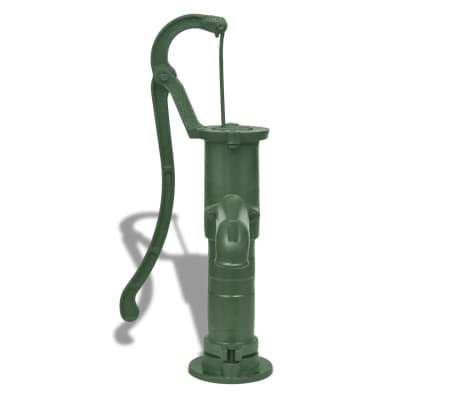 vidaXL Garden Hand Water Pump Cast Iron[2/6]