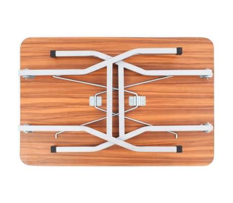 vidaXL vaske/trimmebord til kæledyr justérbart med sele[3/6]