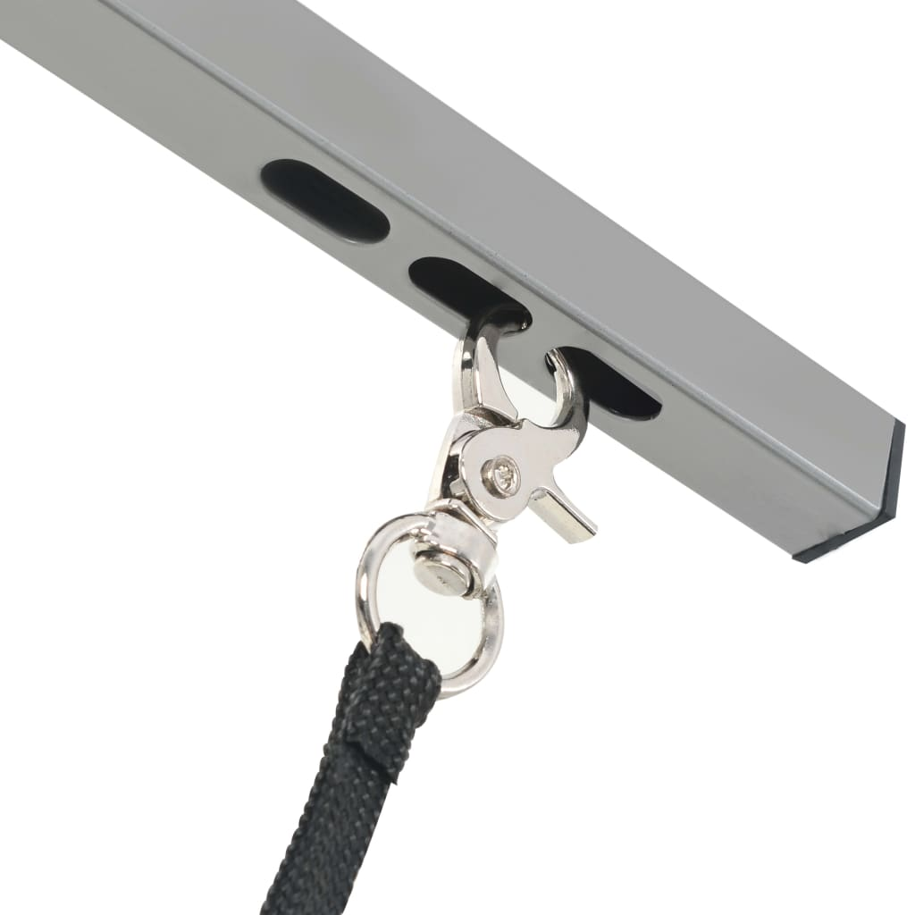 Hydraulisch draaibare trimtafel met aanlijnoptie