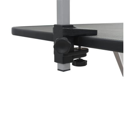 Hydraulisch draaibare trimtafel met aanlijnoptie[4/8]