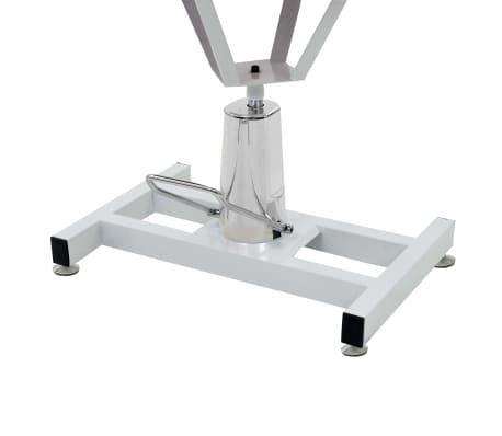 Hydraulisch draaibare trimtafel met aanlijnoptie[5/8]