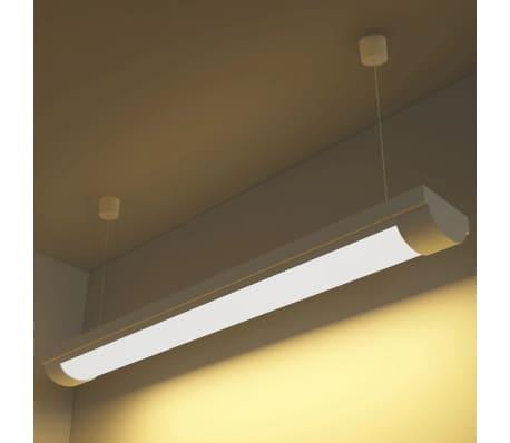 acheter lampe led au plafond blanc chaud avec accessoire de montage 14 w pas cher. Black Bedroom Furniture Sets. Home Design Ideas