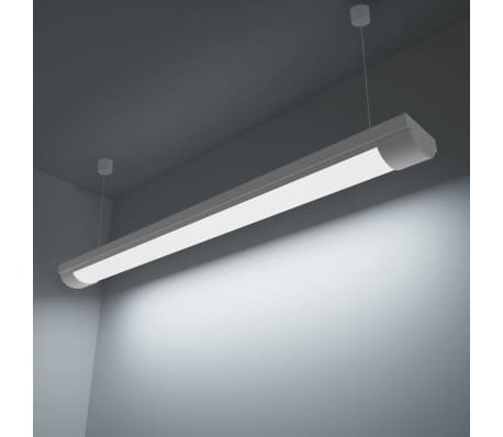 led deckenleuchte deckenlampe wandlampe kaltwei 28 w g nstig kaufen. Black Bedroom Furniture Sets. Home Design Ideas