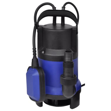vidaXL Bomba sumergible de agua sucia eléctrica 400 W[2/5]