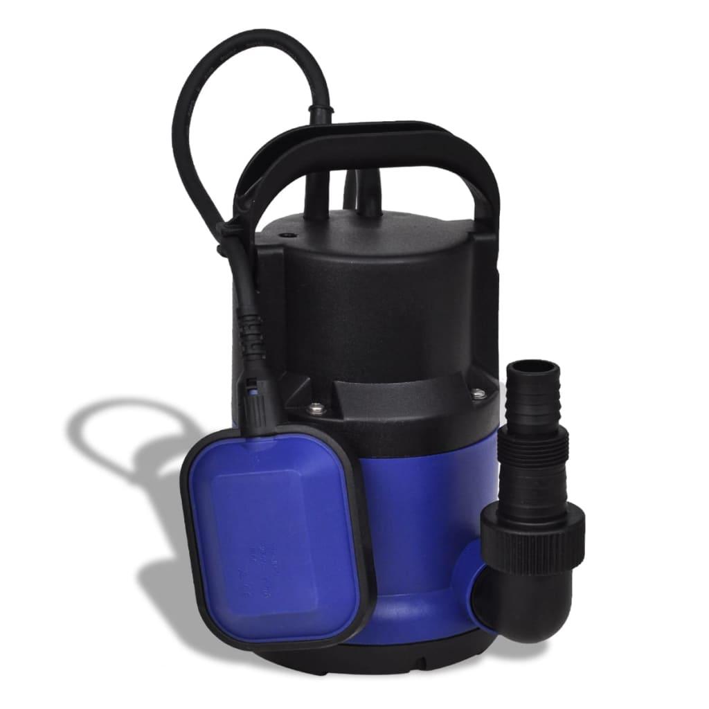 Pompă de grădină electrică submersibilă pentru apă curată 250 W poza 2021 vidaXL