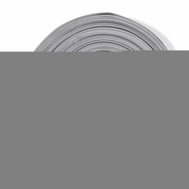 vidaXL Fire Flat Hose 20 m with C-Storz Couplings 2 Inch[2/4]