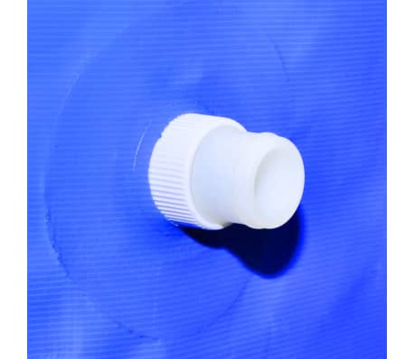 Above Ground Swimming Pool Steel Frame Round 15' x 4'[7/7]