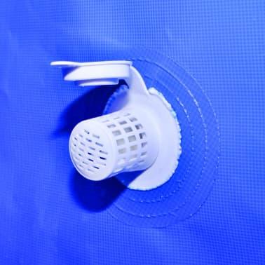 Above Ground Swimming Pool Steel Rectangular 12