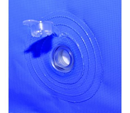 "Above Ground Swimming Pool Steel Rectangular 13' 1"" x 6' 9"" x 4'[6/7]"
