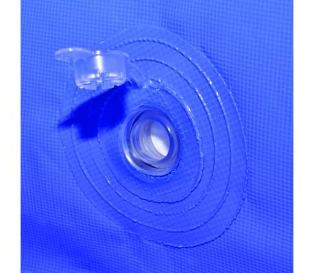 "Above Ground Swimming Pool Steel Rectangular 17' 9"" x 8' 10"" x 4'[6/7]"