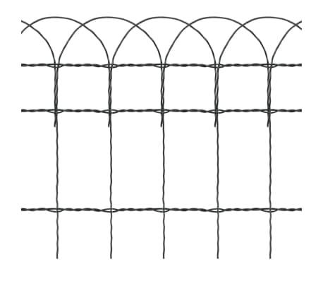 Разделителна, разширяваща се оградна мрежа, 25 х 0,4 м[3/3]