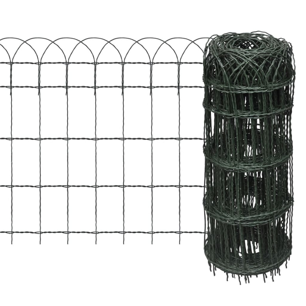 vidaxl-expandable-garden-lawn-edging-border-fence-10-x-065-m