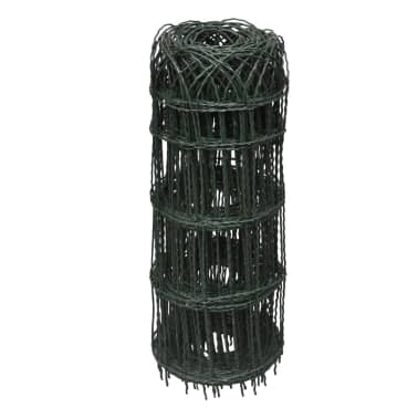 vidaXL Sodo tvora, 10x0,65 m, milteliniu būdu dengta geležis[2/3]