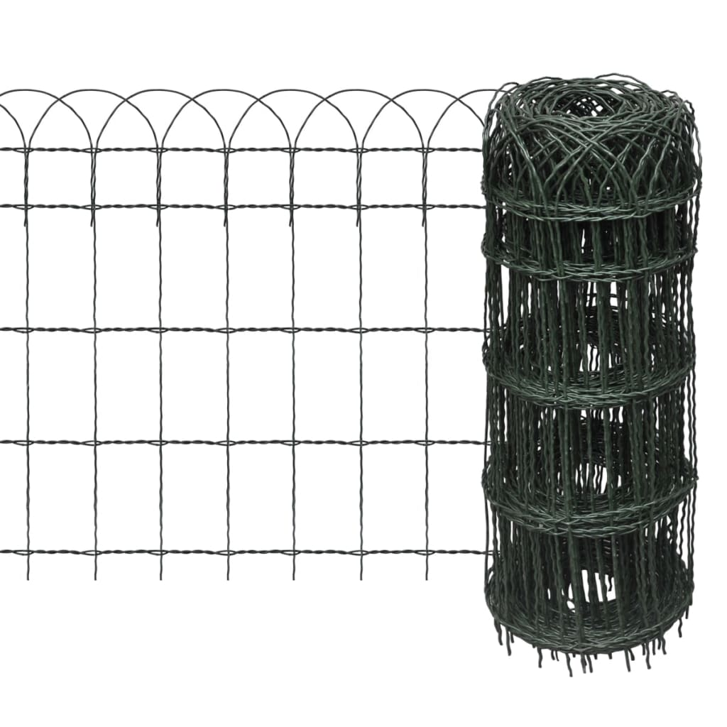 vidaxl-expandable-garden-lawn-edging-border-fence-25-x-065-m