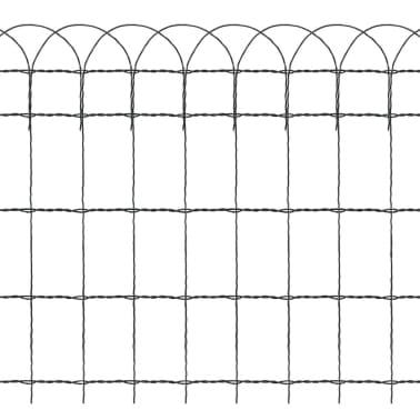 vidaXL Sodo tvora, 25x0,65 m, milteliniu būdu dengta geležis[3/3]
