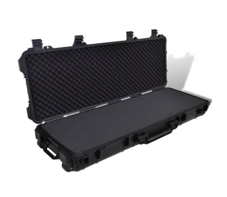 vidaXL Waterproof Molded Tough Storage Case Plastic