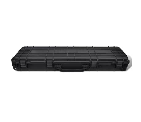 Waterproof Plastic Molded Gun Case Trolly Carry Case[2/9]