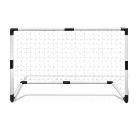 Set de but de football poteau et filet 91,5 x 48 x 61 cm[3/5]