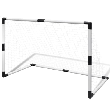 Set de but de football poteau et filet 91,5 x 48 x 61 cm[2/5]
