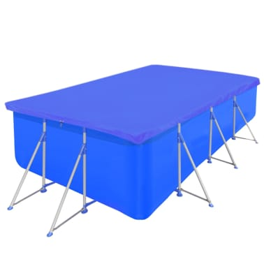 Obdĺžniková bazénová plachta z polyetylénu 90 g/m2 540 x 270 cm[2/5]