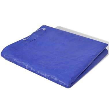 Obdĺžniková bazénová plachta z polyetylénu 90 g/m2 540 x 270 cm[3/5]