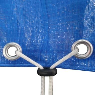 Obdĺžniková bazénová plachta z polyetylénu 90 g/m2 540 x 270 cm[4/5]