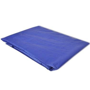 vidaXL Pool Ground Cloth/Sheet for Round Pools 9