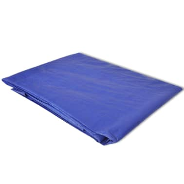 vidaXL Pool Ground Cloth/ Sheet for Round Pools 14