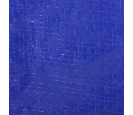 "vidaXL Pool Ground Cloth/ Sheet for Round Pools 14' 8"" / 15'[3/3]"