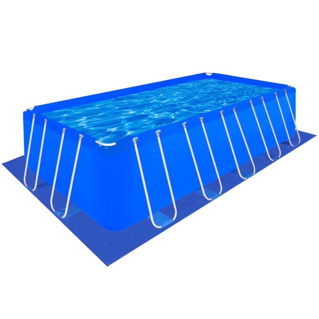 Protecție piscină dreptunghiulară din PE 540 x 270 cm vidaxl.ro