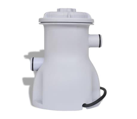 Filtračné čerpadlo do bazéna / kartušová filtrácia 300 gal/hod[3/10]