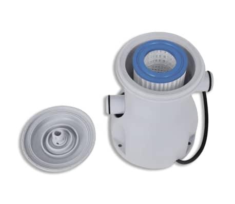 Filtračné čerpadlo do bazéna / kartušová filtrácia 300 gal/hod[7/10]