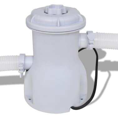 Filtračné čerpadlo do bazéna / kartušová filtrácia 300 gal/hod[4/10]