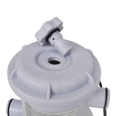 Filtračné čerpadlo do bazéna / kartušová filtrácia 300 gal/hod[8/10]