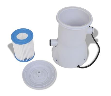 Filtračné čerpadlo do bazénov, 530 gal/hod[5/10]