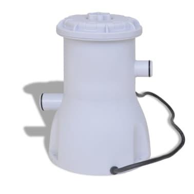 Filtračné čerpadlo do bazénov, 530 gal/hod[4/10]