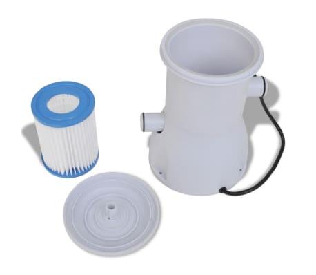 Filtračné čerpadlo do bazénov, 800 gal/hod[5/10]