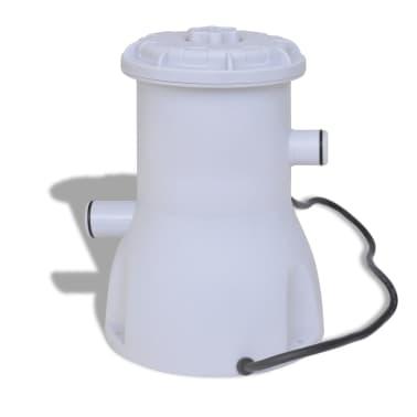Filtračné čerpadlo do bazénov, 800 gal/hod[4/10]