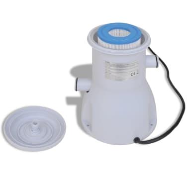 Filtračné čerpadlo do bazénov, 800 gal/hod[6/10]