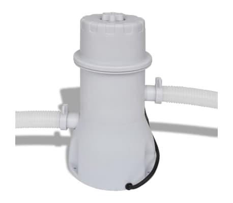 Filtračné čerpadlo do bazéna / kartušová filtrácia 1000 gal/hod[3/10]