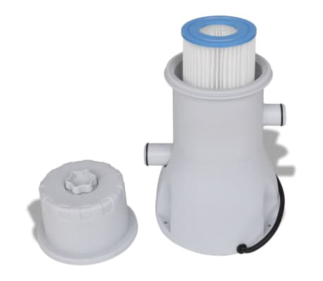 Filtračné čerpadlo do bazéna / kartušová filtrácia 1000 gal/hod[6/10]