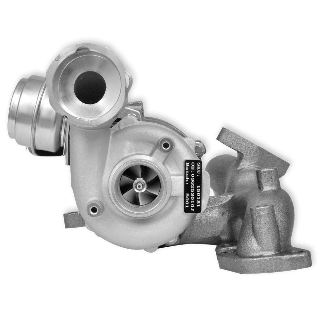Turbodmychadlo / kompresor pro Audi Skoda