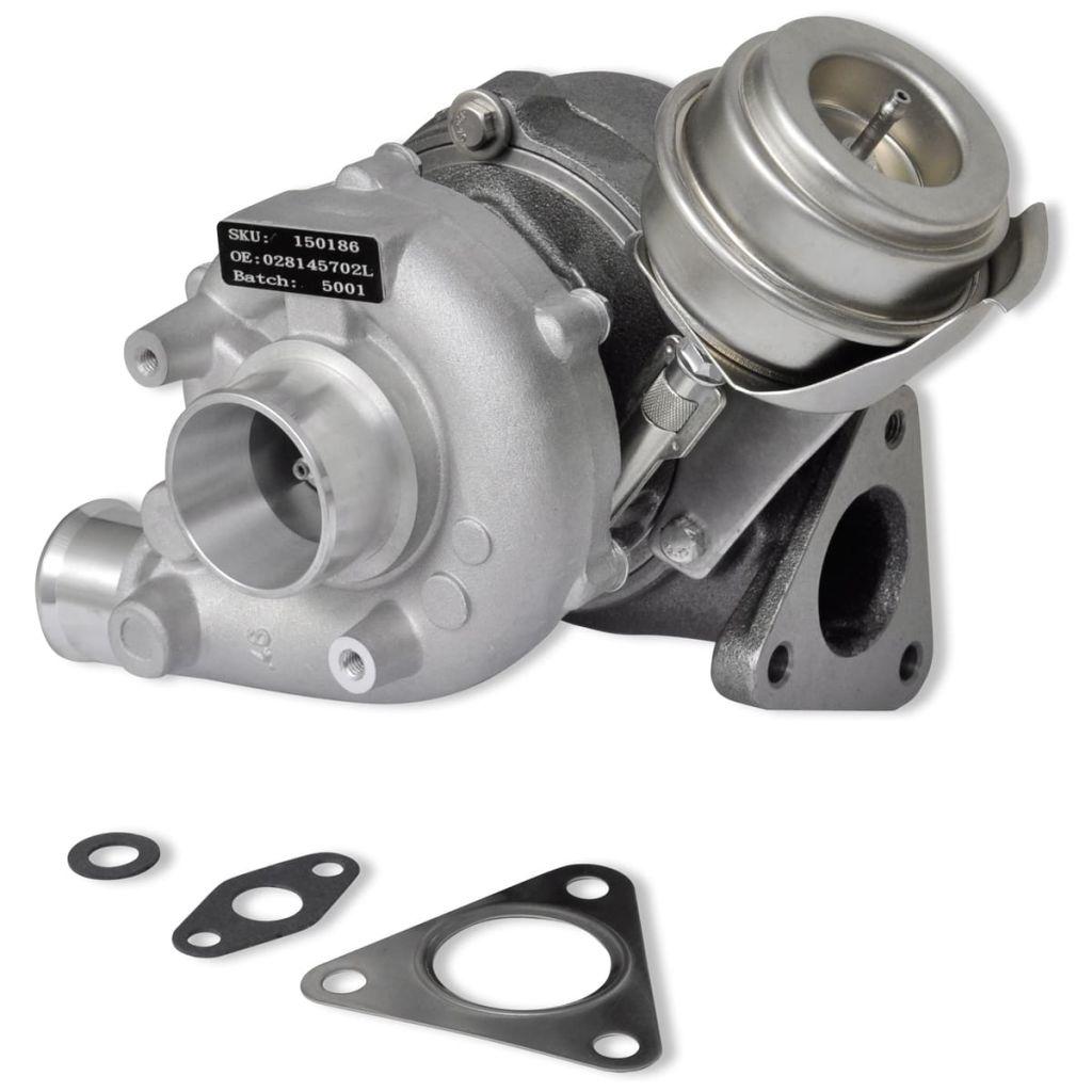 Turbodmychadlo / kompresor pro Audi Skoda VW atd.