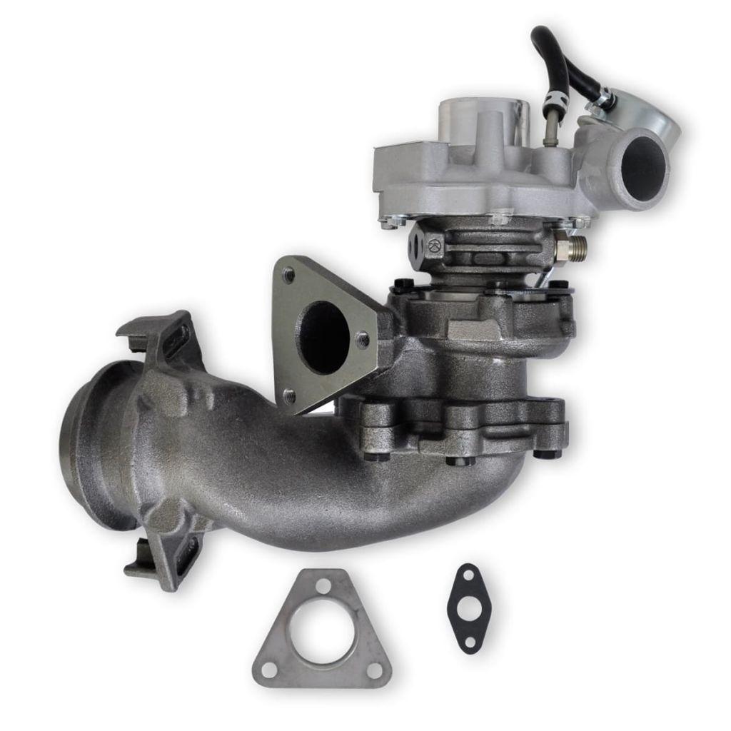 Olejem chlazené turbodmychadlo / kompresor pro VW