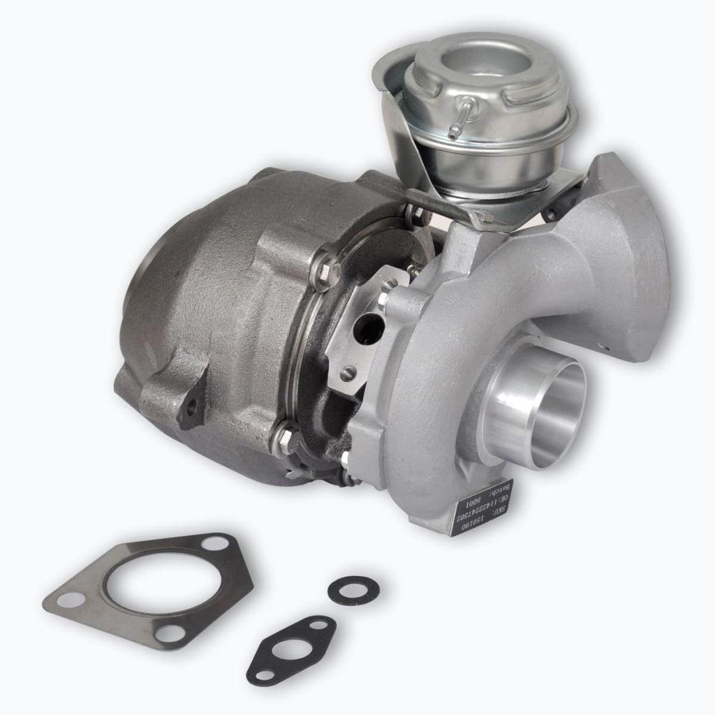 Turbodmychadlo / kompresor pro BMW