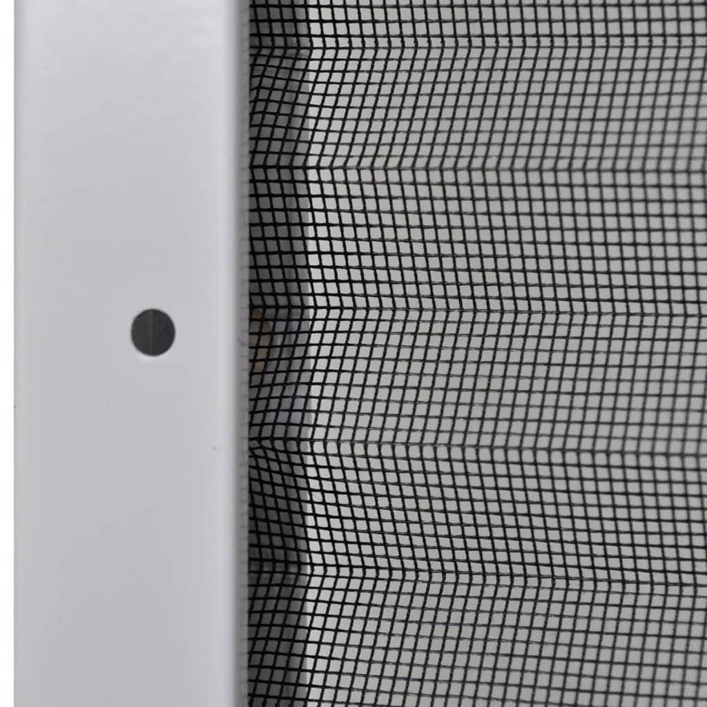 vidaXL Raamhor plissé 80x160 cm