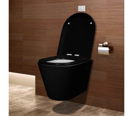 wand h nge wc toilette wandh ngend schwarz im vidaxl trendshop. Black Bedroom Furniture Sets. Home Design Ideas